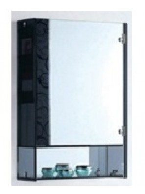 BARENO Glass & Mirror Cabinet - GMCB075