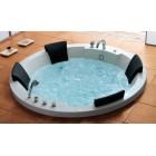ORIN Four Seater Whirlpool Bath  (Sunken) M101