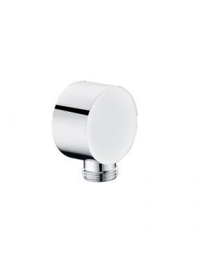 ORIN 45Mm Round Shower Connector (Acc) Brass Chrome M8019