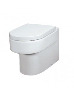 ORIN Alsace BO Back-To-Wall Wc BO 120-220 (Flexi) (White)