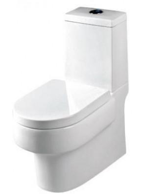 ORIN Alsace HO 180mm 3/6L C/C WC (White)