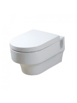 ORIN Alsace HO Wall Hung Wc (White)