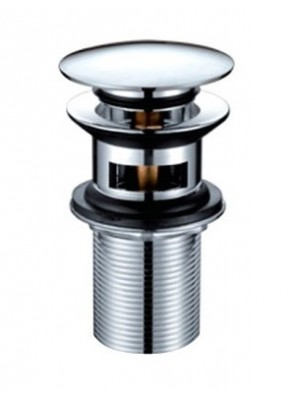ORIN Brass Pop Up Waste With Overflow 90mm Tube Or-Bs2906-9