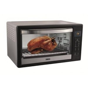 ZANUSSI 38L Table Top Electric Oven - ZOT38DSA