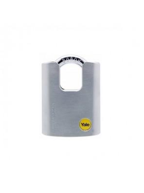 YALE 50mm Boron Steel Shackle Padlock Y122/50/123/1
