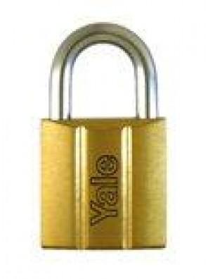 YALE  Brass Padlocks 14025