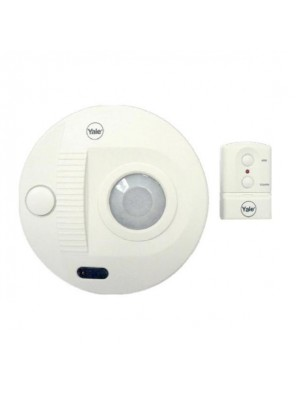 YALE Ceiling  Alarm With Remote Control (086107)-SAA 5050