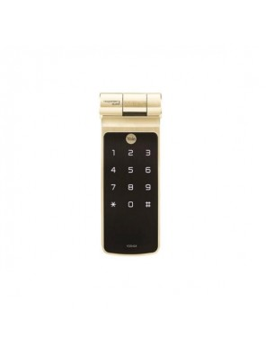 YALE Digital Fingerprint Tubular Deadbolt Lock (086157)-YDD4