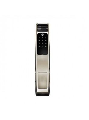 YALE P&P Digital Fingerprint Mortise Lock (086161)-YMG40SN