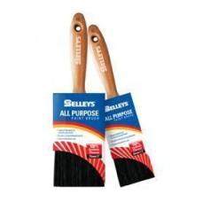 "SELLEYS 2.5""(65mm)All Purpose Paint Brush"