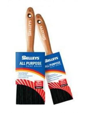 "SELLEYS 1.5""(40mm)All Purpose Paint Brush"