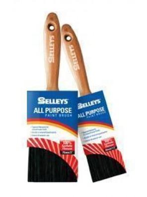 "SELLEYS 3""(80mm)All Purpose Paint Brush"