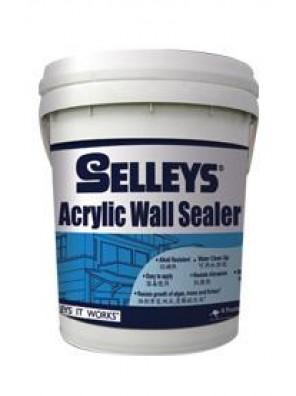 SELLEYS Acrylic Wall Sealer 17L