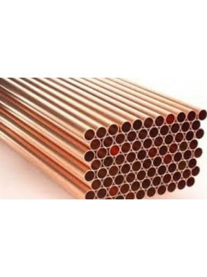 "Copper Pipe BS 2871 50mm (2"") x 5.8M"