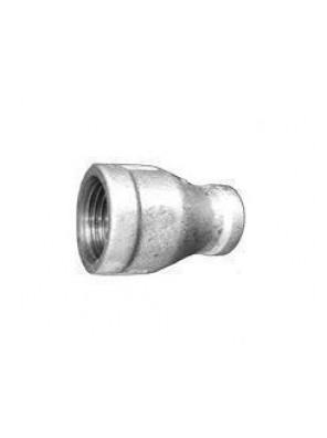 "G. I. Reducing Socket 50mm (2"") x 25mm (1"")"
