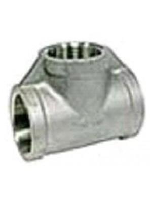 """S/Steel Tee 50mm (2"""") S.S 304"""