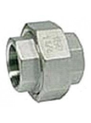 "S/Steel Union 25mm (1"") S.S 304"