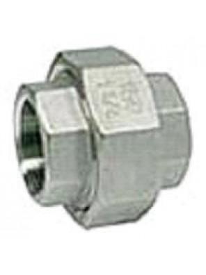 "S/Steel Union 40mm (1-1/2"") S.S 304"