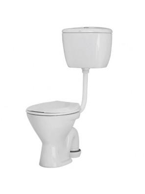 POTEX Ascot 6L C/C WC (BO:263mm) White TP1003A/311A