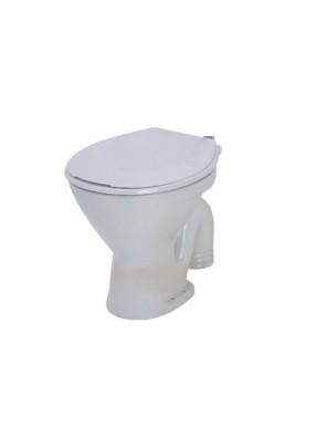 POTEX Ascot 6L Pedestal Wc  Bowl Only P Trap White  TP100AP