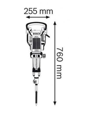 BOSCH 1750W Demolition Hammer GSH 16-30