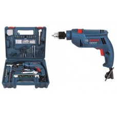 BOSCH 500W  Impact Drill Smart Kit Set GSB10RE