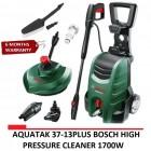 BOSCH 1700W High Pressure Cleaner AQUATAK 37-13 PLUS (AQT)