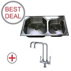 Package Kitchen Sink + Tap 0215