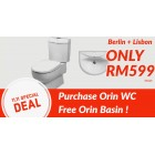 Orin Berlin C/Couple WC BO150-300 Package