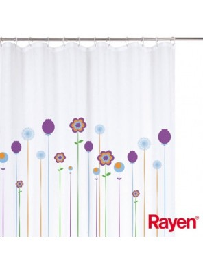 RAYEN Shower Curtain 180x200cm -2350.12