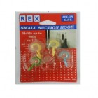 REX 1061 Small Suction Hook-Metal 5pcs/pack