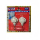 REX 1540 Strong Suction Hook 2pcs/pack