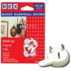 REX 1001 ABS Concrete Hook 7pcs/pack