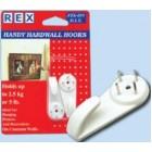 REX 1004 ABS Concrete Hook 2pcs/pack