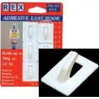 REX 1009 ABS Easy Hook 6 pcs/pack