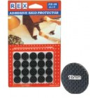 REX 1039 Eva Rubber Skid 16mm 20 pcs/pack