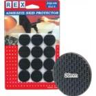 REX 1041 Eva Rubber Skid 26mm 12 pcs/pack