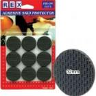 REX 1042 Eva Rubber Skid 32mm 9 pcs/pack