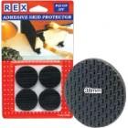 REX 1043 Eva Rubber Skid 38mm 4 pcs/pack