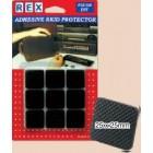 REX 1044 Eva Rubber Skid 25mm x 25mm 9 pcs/pack