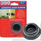REX 1048 Door Bumper Black 1 pcs/pack
