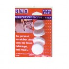 REX 1069W Scratch Protector-32mm White