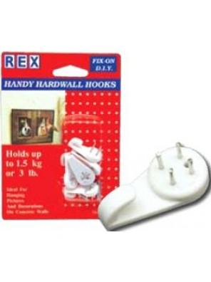 REX 1002 ABS Concrete Hook 5pcs/pack