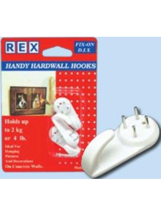 REX 1003 ABS Concrete Hook 3pcs/pack