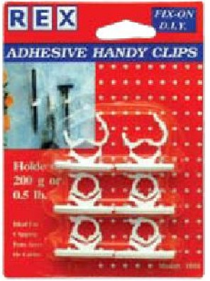 REX 1005 PP Small Handy Clips 6 pcs/pack