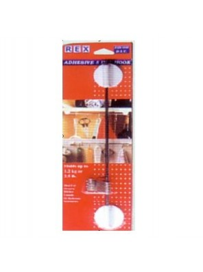 REX 1062 Adhesive 5 In 1 Kitchen Hook