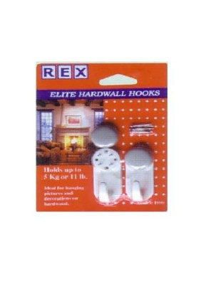 REX 1090 Elite Hook-Round Cover 2pcs/pack