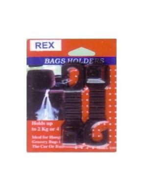 REX 1095 Bag Holder 2pcs/pack
