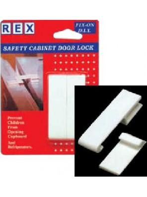 REX 1106 Safety Cabinet Lock 2pcs/pack