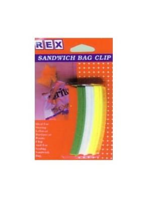 REX 1223 Sandwich Clips 4pcs/pack